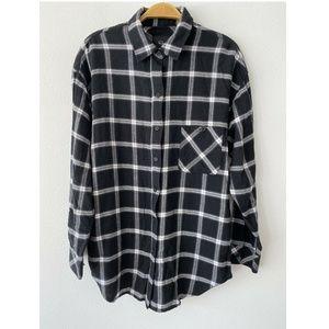 Rails Jackson Button Down Plaid Shirt Size M